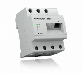SMA Energy Meter powered by ennexOS