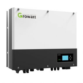 Growatt 3PH Hybrid Inverter SPA 6000 BH