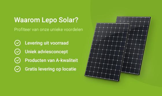 Zakelijke zonnepanelen van Q-CELLS & URE